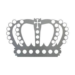 Beads Crown 15 11/16in Sticker Tattoo King Deco Foil Car Rear Möbel Window Door