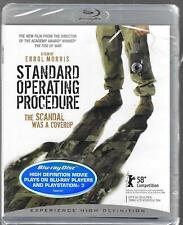 SONY PICTURES STANDARD OPERATING PROCEDURE (2008) NEW BLU-RAY DVD, ERROL MORRIS