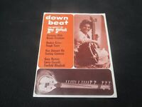 Mar 1968 Down Beat Magazine Ravi Shankar Benny Goodman Booker Ervin NO LABEL