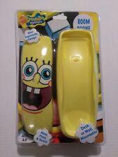 NEW Spongebob Squarepants Room Corded Telephone - Yellow
