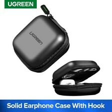 UGREEN Earpod Carry Case Storage Bag Holder for Earphone Headphone &Hearing Aid