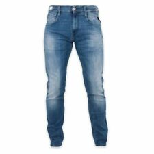 Jeans coupe droite Replay taille L pour homme
