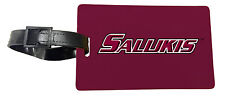 Southern Illinois University Luggage Tag-Southern Illinois Salukis Bag Tag