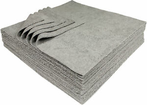 CleanAide Silver Embedded Cleaning Microfiber Towels Ultra Cut 12 X 12 Inches