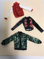 CREATABLE WORLD ~ Jackets ~ Coats ~ Fits Skipper Liv FREE SHIP