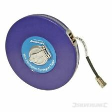 Silverline Steel Tape Measures