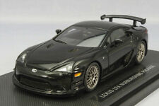 Ebbro 1:43 Lexus LFA Nurburgring Package Black from Japan