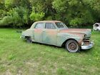 1949 plymouth special deluxe Project restore rat rod very solid barn find