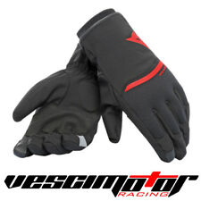 Guanti Dainese Plaza 2 Unisex D-Dry Black/Red