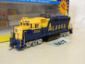Athearn HO Gauge Alaska Railroad GP40-2 Loco 3012 Box ATH89771 DCC Ready