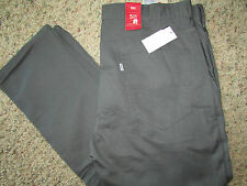 NEW LEVIS 511 SLIM FIT GRAY JEANS MENS 31X30 STYLE: 131510058  FREE SHIP