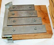 Stern Pinball original Chime Unit for Em games (4 chimes) -complete