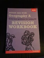 GCSE Geography A Revision & Workbook AQA