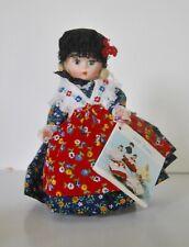 "Madame Alexander 8"" GERMANY Doll-International Series #563 w/ Tag 1982"