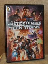 Justice League vs. Teen Titans (DVD, 2016) Rosario Dawson Shemar Moore
