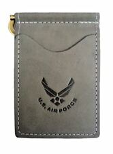 FULL LEATHER BACK SAVER MILITARY WALLETS