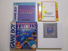 Tetris OVP Box CIB - Nintendo GameBoy Classic Sehr guter Zustand