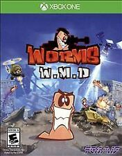 Worms W.M.D (Microsoft Xbox) IN EXCELLENT CONDITION WITH ORIGINAL XB1 FREE S/H