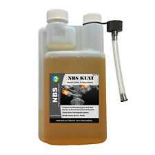Diesel Fuel System Cleaner NBS KUAT 500ML Fuel Additive Dose 1:1500