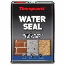 Thompson's Water Seal 2.5L Waterproof Brick Stone Rain Damage Protection