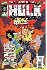 Incredible Hulk #442 (1996, vf+ 8.5) by Peter David & Angel Medina