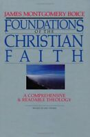 Foundations of the Christian Faith by James Montgomery Boice (1986,...