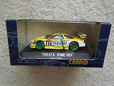 Dome Honda NSX #18 2000 Japan GT Championship Overall Winner-Mt. Fuji 1:43 Ebbro