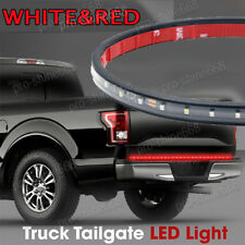 "1X 60"" Red LED Truck Tailgate Bar Strip Brake Rear Turn Signal Running Light"