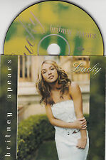 CD CARDSLEEVE CARTONNE 3T BRITNEY SPEARS LUCKY DE 2000