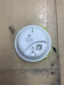 First Alert SC9120B Hardwire Combination Smoke/Carbon Monoxide Alarm - White