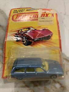 1980 Matchbox Die Cast Metal #12 Blue Citroen CX