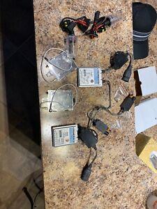 LED Headlight Kit H11 6000K White Set Two