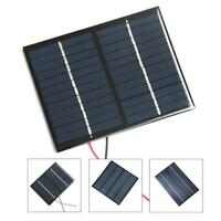 DIY Small Cell Battery Solar Panel Power Module Epoxy Charger 12V 1.5-4.2W 3W BR