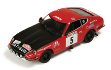 Datsun 240 Z #5 Montecarlo 1972 1:43 Model RAC039 IXO MODEL