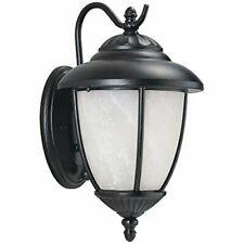 8765-15 Sea Gull Lighting Single-Light Outdoor Wall Lantern in White