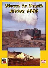 Steam in South Africa 1980 DVD NEW Greg Scholl Cape Gauge 25NC 15AR 19D De Aar