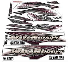 2000-01 Yamaha xl760 wave runner decals stickers Waverunner 760 xxl graphics kit