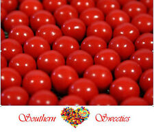 RED JAFFAS ALLENS  BALLS 1kg LOLLIES  Candy Buffet Weddings Parties Birthdays