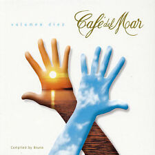 Various Artists Cafe Del Mar V.10 CD