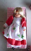 "RARE 1 of 310 Wee Patsy Girl as Gretel Effanbee Doll 5"" Tall NIB"