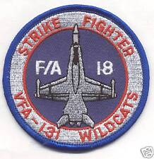 VFA-131 F-18 bullet patch