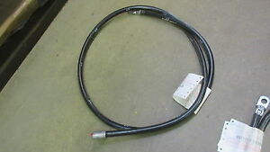 JOHN DEERE AT147408 CABLE, BATTERY NEGATIVE 690E LC EXCAVATOR 77.874IN LONG