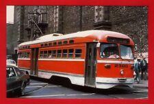 Tram Postcard ~ Mexico City PCC Car 2380 - Azcapotzalco 1979 - Simplon SLR9028
