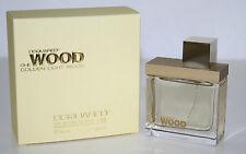 DSQUARED SHE WOOD Golden Light Wood Eau de Parfum 50ml EDP NUOVO OVP