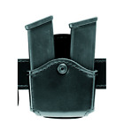 Safariland 572-83-41 STX Black Open Top Paddle Fits Glock 17 Double Mag Pouch