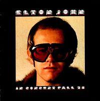 ELTON JOHN 1975 ROCK OF THE WESTIES TOUR CONCERT PROGRAM BOOK BOOKLET / EX 2 NMT