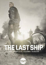 The Last Ship: The Complete Second Season 2 (DVD, 2016, 3-Disc Set)