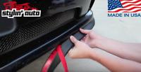 Air Lip (Black) Universal Body Kit Bumper Lip Splitter Spoiler for Chrysler/Ford