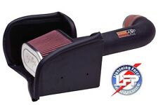 K&N PERFORMANCE 57-1516 COLD AIR INTAKE FOR YOUR 2000-2004 DODGE DAKOTA 4.7L V8