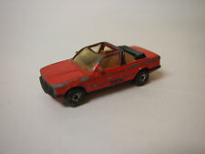 1985 MATCHBOX BMW 323i CABRIOLET MADE IN MACAU